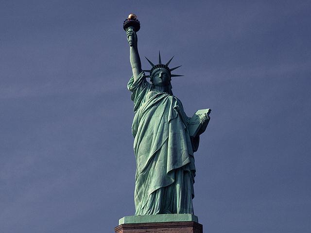 Najlepše svetske građevine Kip-slobode